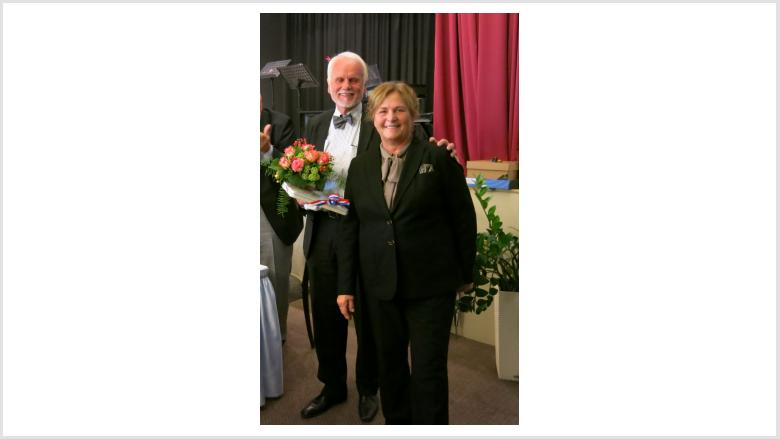 Wolfgang Börnsen + Maria Michalk