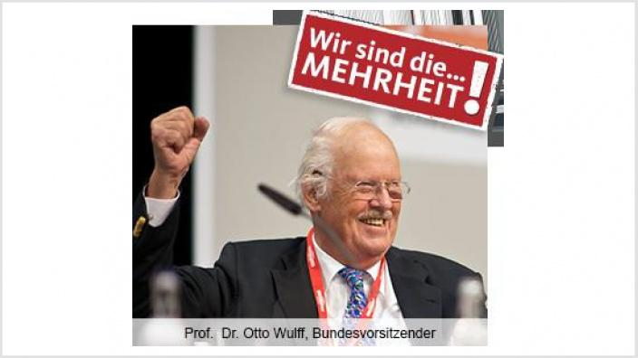 Wulff-Mehrheit
